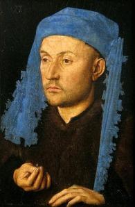 Uomo in blu