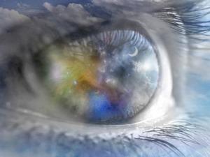 Dentro occhi