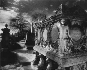 Gothic cemetery