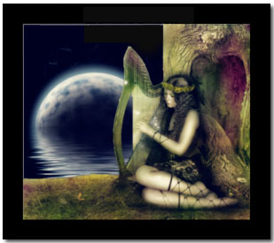 Moon Harp