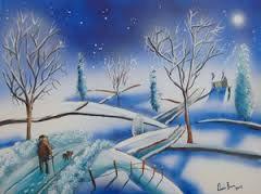 Oldman Snow