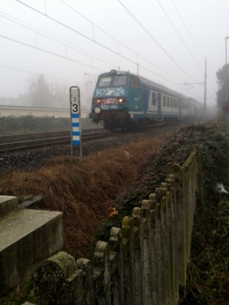 Treno Pistoia
