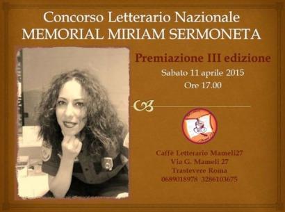 Memorial Sermoneta